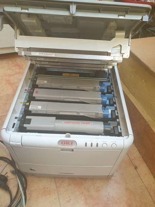 Impresora Profesional Oki C3300 .