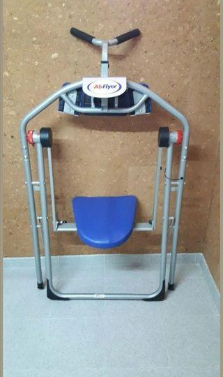 máquina para marcar abdominales