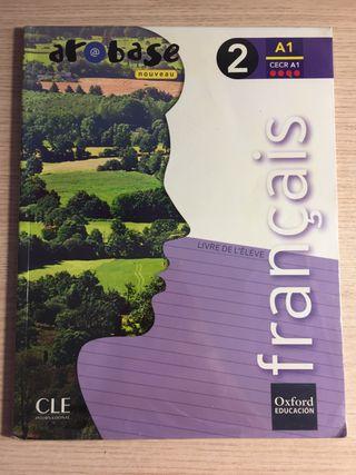 Libro Francés 2ESO Oxford Educación