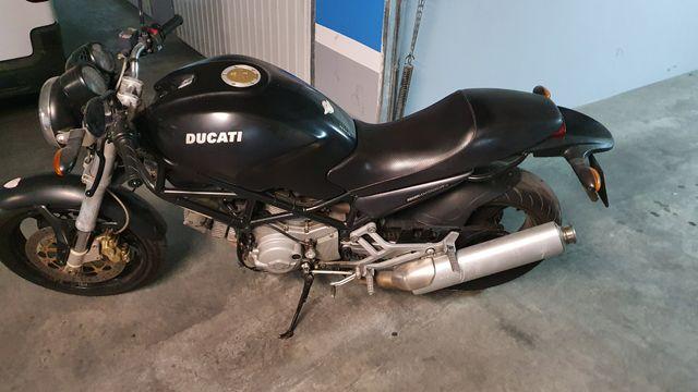 ducati monster 620 dark I.e
