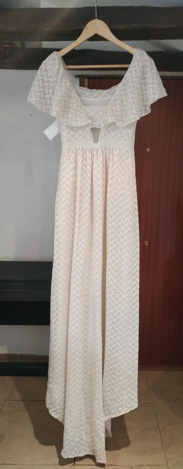 Espectacular Vestido de novia Talla M 36/38 NUEVO! de