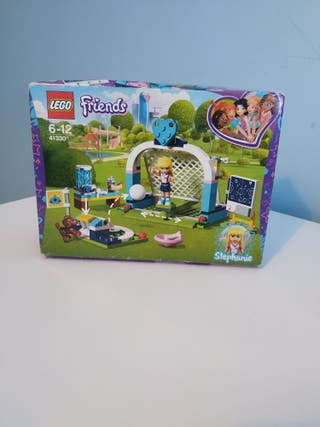 Lego Friends pará niña
