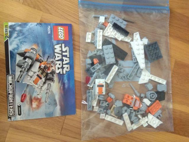 Lego Nave Showspeeder Star Wars
