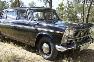 SEAT 1500 1964