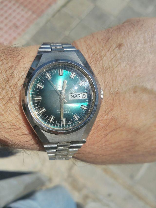 "reloj suizo ""action"" automatico"