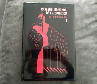 Libro Escalado industrial de la confección.