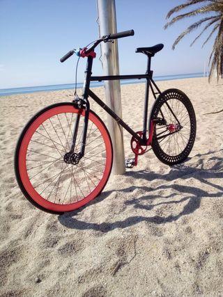 Bicicleta Fixie Inpecable
