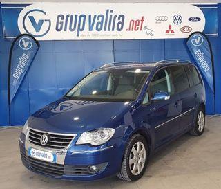 Volkswagen Touran 1.4 140cv TSI 7 plazas