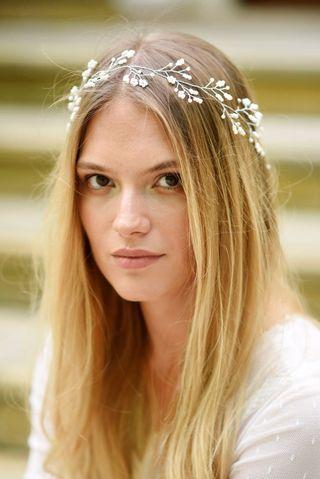 Complementos de pelo / cinta, peineta, tiara