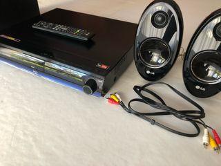 Blu-ray Home Cinema LG