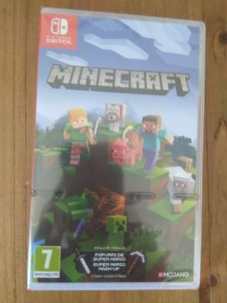 Minecraft para Nintendo Switch nuevo precintado