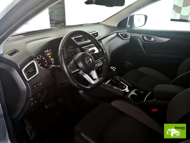 Nissan Qashqai 2018 1.2 115CV DIG-T AUTOMATICO