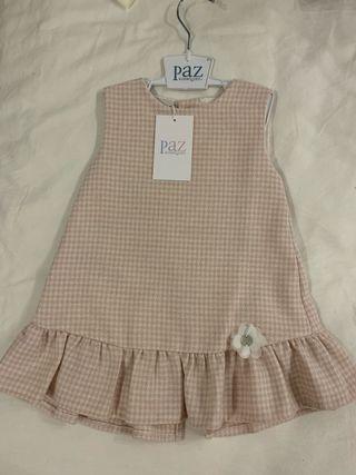 Vestido Paz Rodríguez nuevo 18 meses