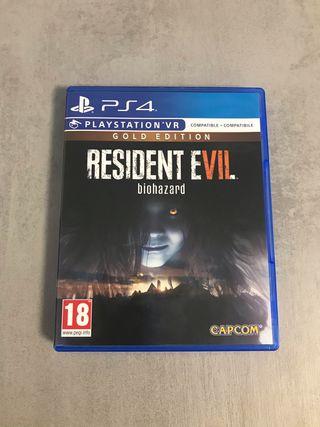 Resident Evil Edición Gold