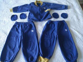 uniforme guardería colegio ártica talla 24 meses