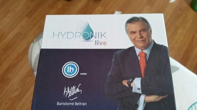 Jarra Hidronik Live