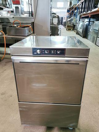lavavasos profesional sammic x41d descalcificador