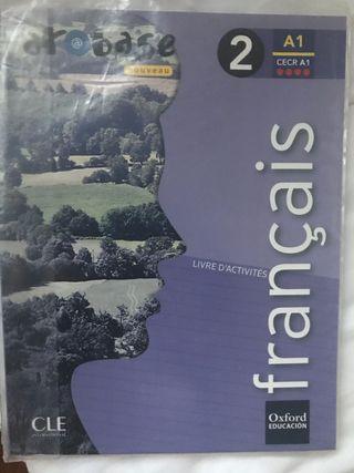 Libro de actividades francés