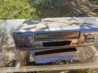 video VHS Sanyo