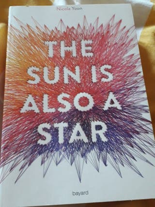 Livre The sun is also a star