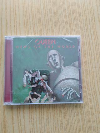 Queen cd Nuevo!