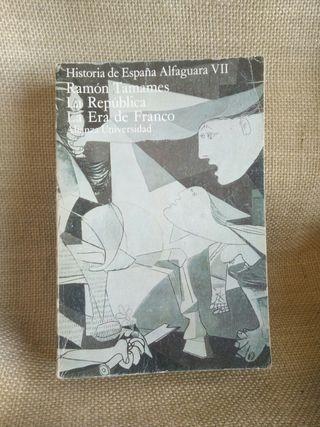 3x2 Historia de España Alfaguara VII. Libro