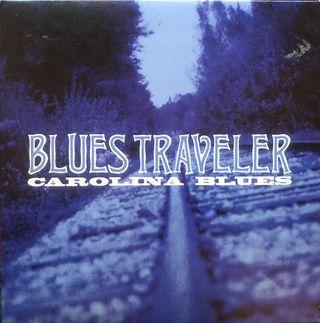 Blues Traveler Carolina Blues Single CD