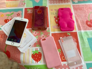 iPhone 6s gold 32g