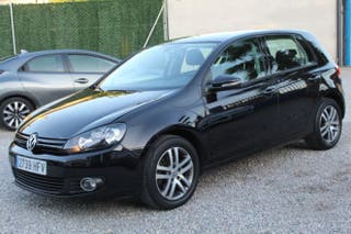 VOLKSWAGEN Golf 1.6TDI CR Advance 105 cv 2011