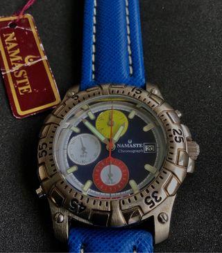 Reloj de Caballero vintage NAMASTE