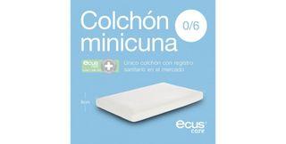 Colchon ecus care minicuna 80x50