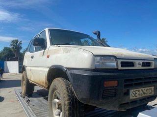 Nissan terrano 1996 despiece