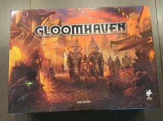 Gloomhaven Español