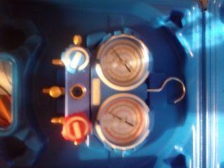 Analizador de gases refrigerantes