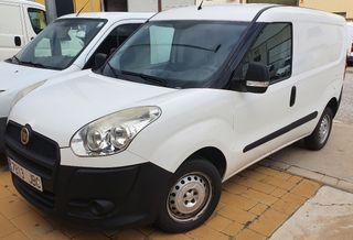 Fiat Doblo 2014 iva y transferencia incluido