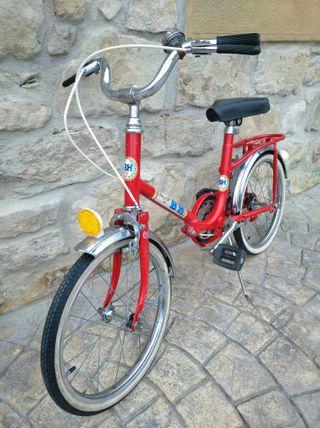 Bici BH infantil plegable