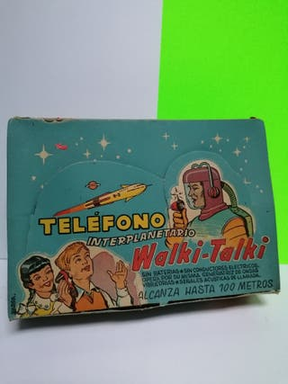 ANTIGUO TELEFONO INTERPLANETARIO GEYPER PERFECT!!