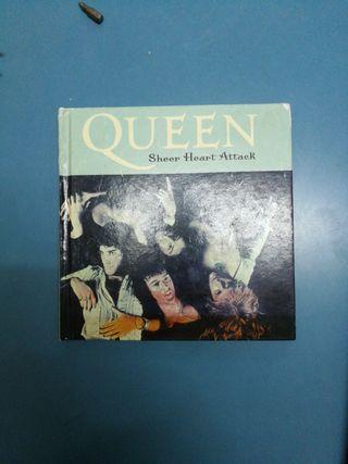 libro CD Queen