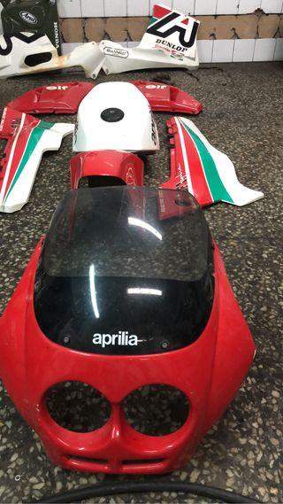 Carenados Aprilia A-f1 125 replica