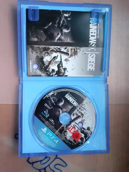 Raimbow Six Siege PS4