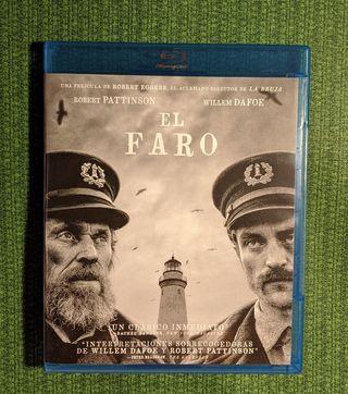 El Faro Blu-ray