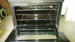 cocina horno blueset