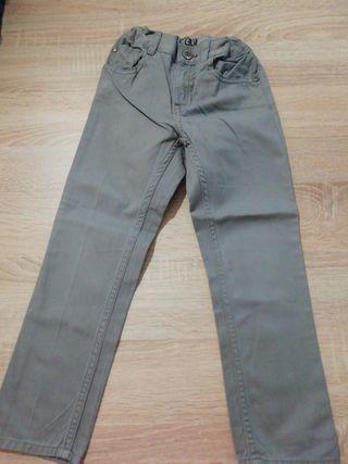 pantalon niño talla 4 marca H&M