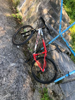 Bicicleta BH Over x470