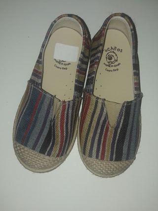 zapatos niña nuevos talla talla 25