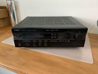Yamaha amplificador receptor RX396 rds