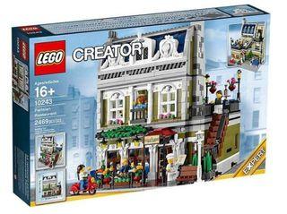 Lego 10243 Creator Expert Restaurante Parisino