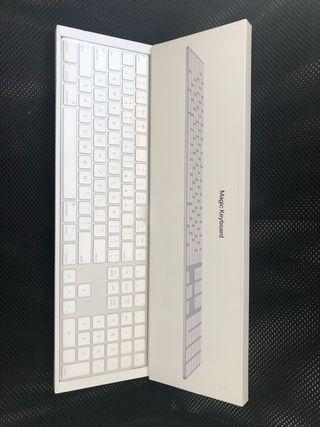 Teclado número magic keyboard