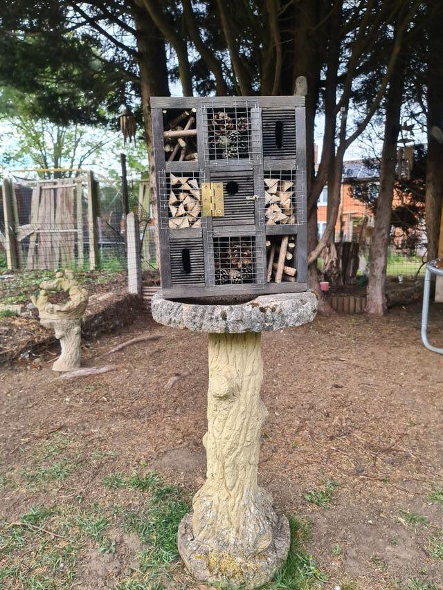 Wildlife hotel