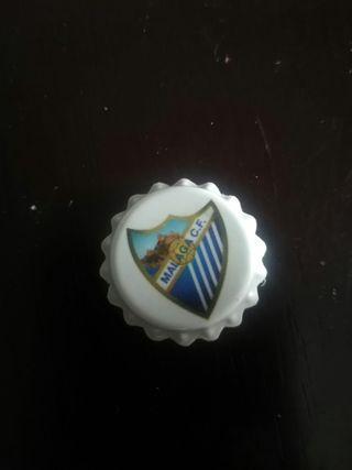 Chapa del Malaga